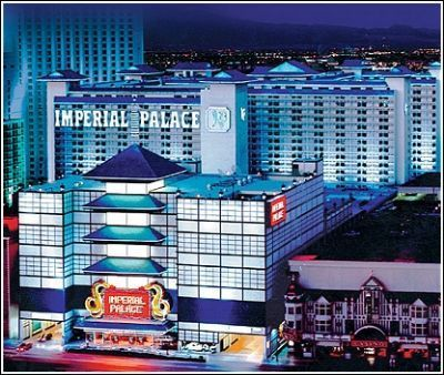 The Imperial Palace in Las Vegas Nevada